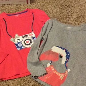Gymboree Long Sleeve Bundle